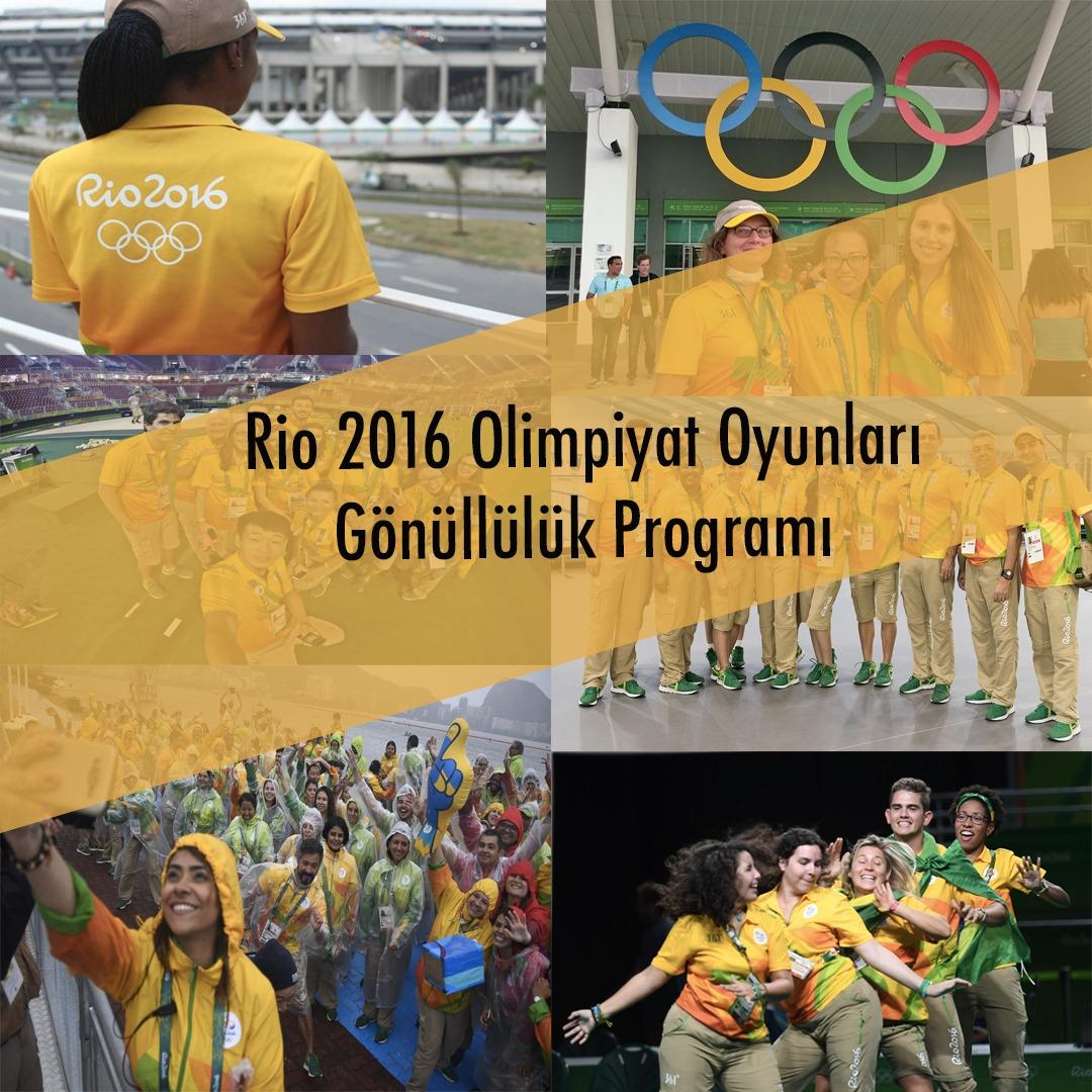 Rio 2016 hakkında bilgiler