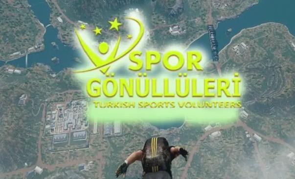 Spor gönüllüleri PUBG turnavası