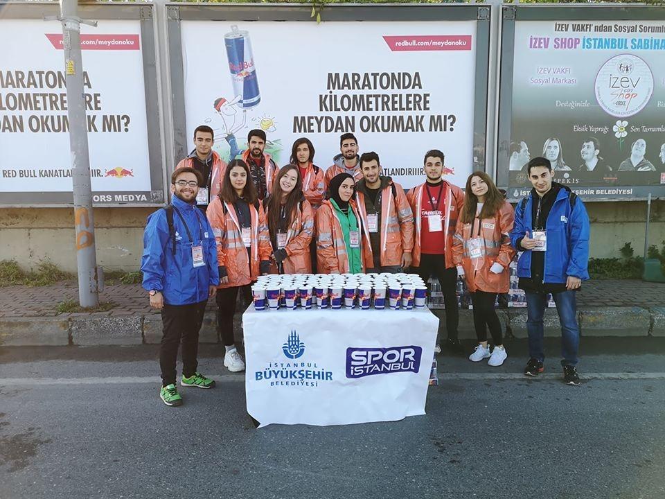 Kunter istanbul maratonu