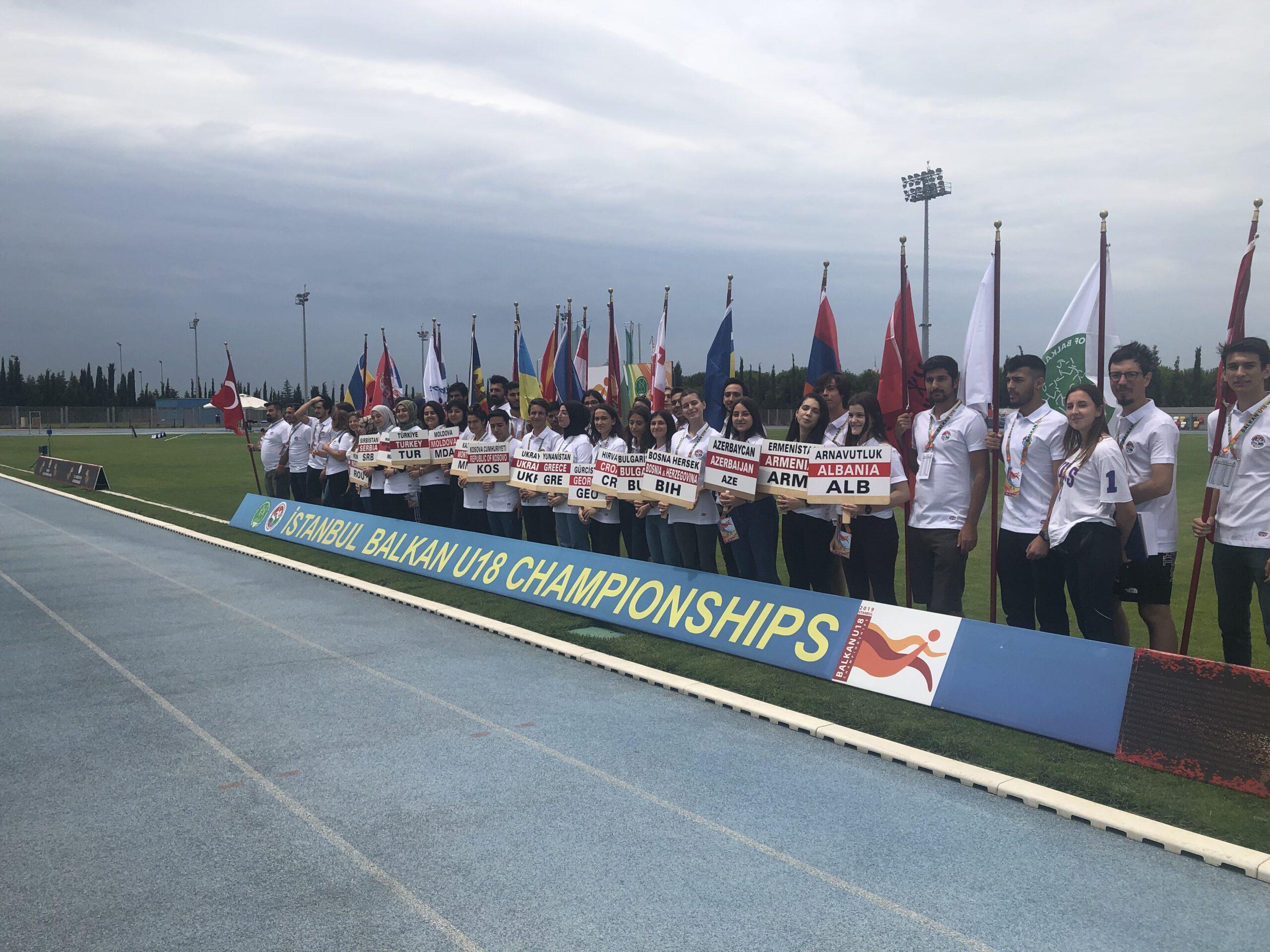 Balkan U-18 Şampiyonası 2019